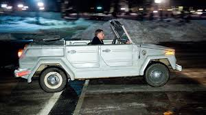 1974 volkswagen thing joe biden and beyond the 7 politicians who actually love cars