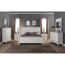 bedroom furniture free shipping regitina white 6 piece king size bedroom furniture set free