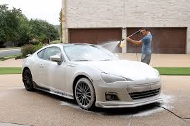 foam cannon touchless car wash with foam cannon does it work