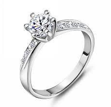 Wedding Ring Price by Silver Wedding Ring 925