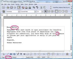 mail merge in openofficeorg everything you need to know