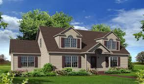 modular home cameron ii cape style modular homes