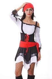 Girls Halloween Pirate Costume Girls Halloween Party Dress Evening Dress Pirate Costume