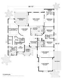 large one story house plans plans floorplan kitchen utility room