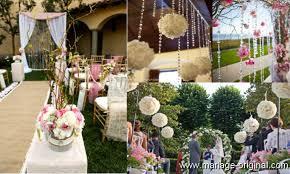 mariage original id es décoration mariage vintage