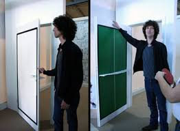 ping pong table tennis table tennis door door that folds down into a ping pong table