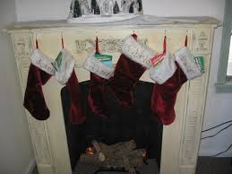 Stocking Ideas by Decorating Custom Christmas Stocking Hanger For Fireplace With