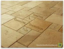 travertine tile tips and answers about cleaning sealing