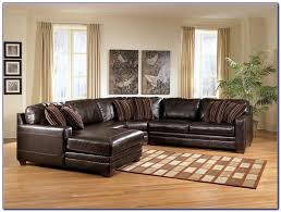 Ashley Furniture Leather Sectional With Chaise Ashley Furniture Leather Sectional Merrion Furniture Home