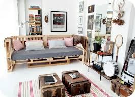 meuble et canapé comment fabriquer un canapé en palette tuto et 60 idées