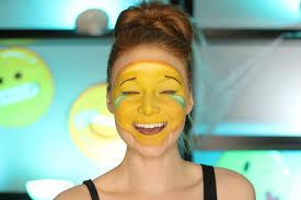 makeup ideas emojis costume costumes vogue