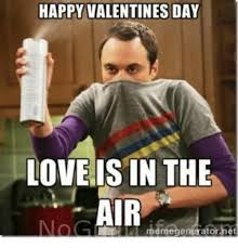 Love Is In The Air Meme - happy valentines day love is in the air love meme on me me