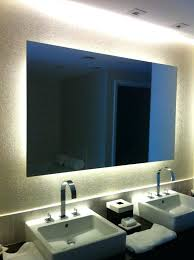 light up wall mirror bathroom mirrors with lights behind vanessadore com