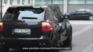 Porsche Cayenne 550 Gt - gemballa gt 550 aero 3 biturbo 957 karlsruhe youtube
