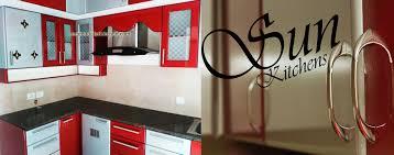 Modular Kitchens by Sun Modular Kitchen Wood Works Modular Kitchen Modularkitchen