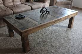 dark walnut end table pieced top coffee table james james furniture springdale arkansas