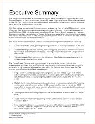 resume executive summary example doc 580650 sample executive summary template 8 documents in pdf examples of resume executive summaries