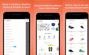mall app paytm e commerce launches online marketplace app paytm mall the