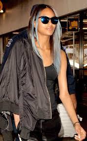 jordan dunn silver hair jourdan dunn debuts blueish gray hair color for coachella plus