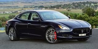 maserati s class quattroporte and ghibli recalled for accelerator pedal issue