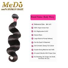 true hair aliexpress buy 8a doreen hair wavy