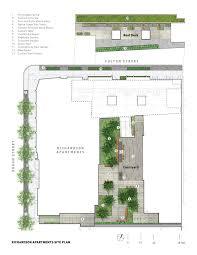 Trellis Plan Stone Edge Farm Sonoma Ca Andrea Cochran Landscape Architecture