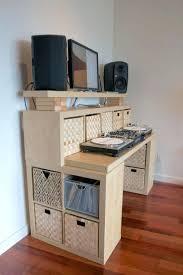 Bureau A Ikea Elegant Desk Pictures Amazing Besta Tv Unit With Kallax Bureau