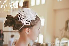 communion headpieces crosses for christening and communion one small child