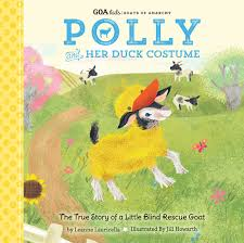 The True Origins Of Halloween by Goa Kids Goats Of Anarchy Polly And Her Duck Costume The