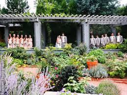 Denver Botanic Gardens Denver Co Denver Botanic Gardens At York Boulder Weddings Colorado