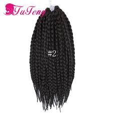 pretwisted crochet braids hair 12 inch box braids hair crochet braids pre twisted afro braids