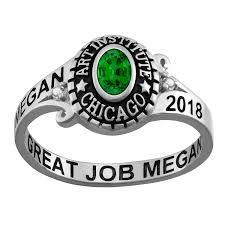 high school class ring companies keepsake girl fashion class ring wal rings custom college