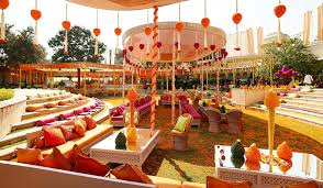 indian event decoration