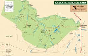 Zambia Map Kasanka National Park Map Kasanka Zambia U2022 Mappery
