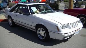 1984 mustang svo value 1984 ford mustang gt 350 20th anniversary edition fox mustang