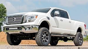 cummins truck lifted lifted 2017 nissan titan xd youtube