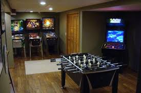 Fresh Game Room Ideas For Basement Things To Have In Basement Game - Game room bedroom ideas