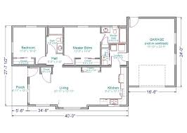 Rambler House by 100 Ranch With Walkout Basement Floor Plans Home Plans