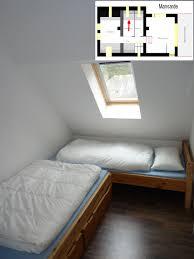 Schlafzimmer Bodentiefe Fenster Ferienhaus Engelsdorf Schlafzimmer Des Großen Ferienhaus Eifel