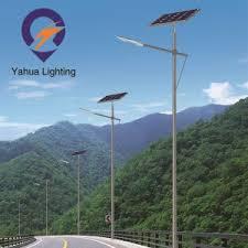 Solar Led Street Lighting by 12 Volt 60w Solar Led Street Light With Solar Panel Battery
