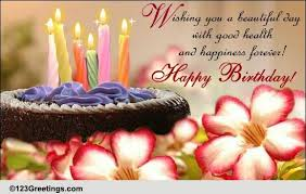 free ecards birthday for www 123greetings birthday for friend beautiful birthday wishes