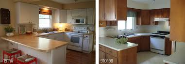 small kitchen remodels before and after ellajanegoeppinger com