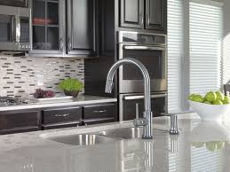 Delta Touch Kitchen Faucets by Faucet Com 9159 Ar Dst In Arctic Stainless By Delta