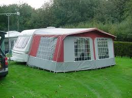 Inaca Caravan Awnings Size 5 Caravan Awning Used Caravan Accessories Buy And Sell In