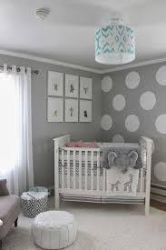 peinture chambre bébé fille chambre bebe fille gris elephant pour un endroit detente et