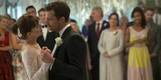 Fifty Shades Freed Wedding Dress Revealed 50 Shades Bridal Gown