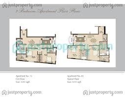 residence floor plan riviera residence floor plans justproperty com