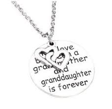 grandmother granddaughter necklace grandmother and granddaughter necklace grandmother