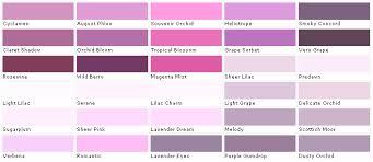 paint color samples purple google search whit pinterest