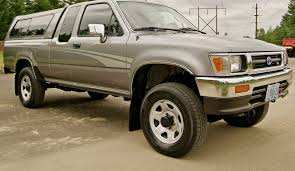toyota trucks usa grandpa owned 38k mile 1993 toyota tacoma sr5 usa japanese